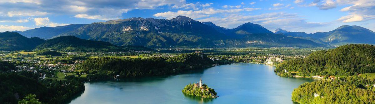 Slowenien England