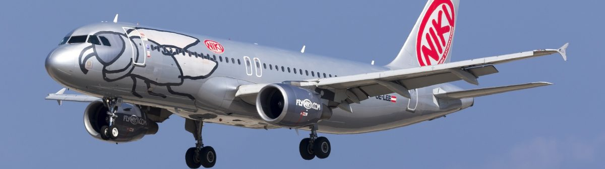 EDITORIAL-ONLY-InsectWorld-Shutterstock.com-Luqa-Malta-August-28-2016-Niki-Airbus-A320-214-OE-LEE-landing-runway-31.-shutterstock_475899949