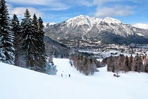 Reiseziele Dezember_Skiferien_Deutschland_Garmisch-Patenkirchen