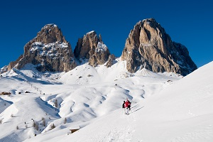 Reiseziele im Januar_Skiferien_Italien_Dolomiten