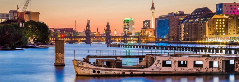 Berlin Germany Shutterstock 309376562
