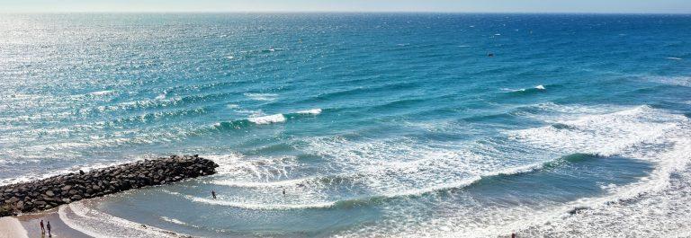 Beach of Playa del Ingles. Maspalomas. Gran Canaria_shutterstock_312160937