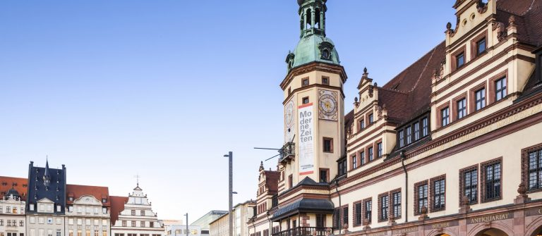 Leipzig Old Town Hall iStock_000041417900_min