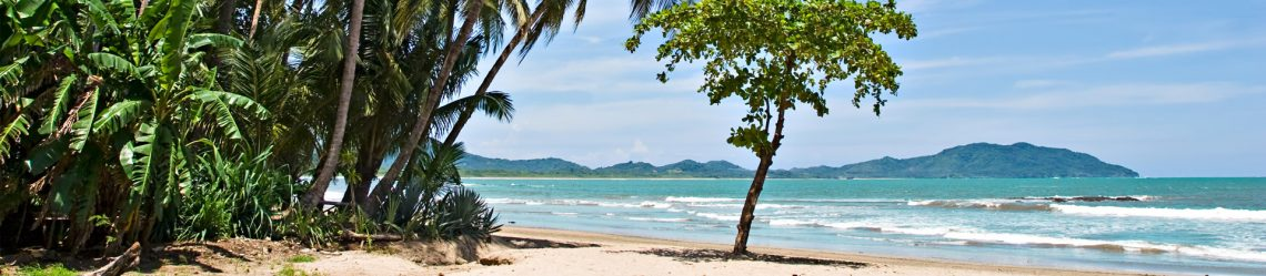 View-over-Tamarindo-beach_Costa-Rica-Pacific-Coast_shutterstock_8194006
