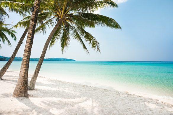 Thailand Pattaya Strand