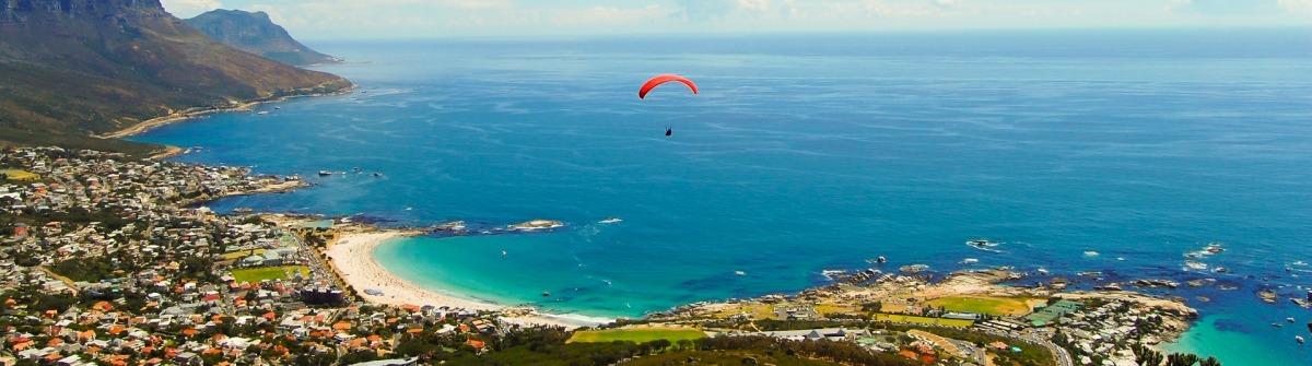 Paragliding – Cape Town