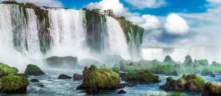 Iguacu Wasserfälle Brasilien, Südamerika