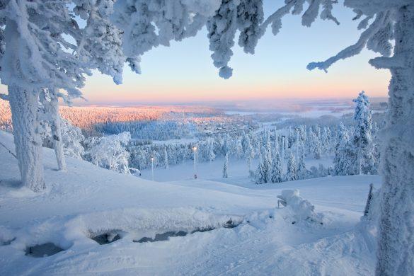 Game of Thrones Hotel, Finnisch Lappland