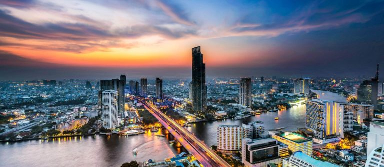 Bangkok, Sirocco, Town, City, Cityscape iStock_64190795_XLARGE-2_preview