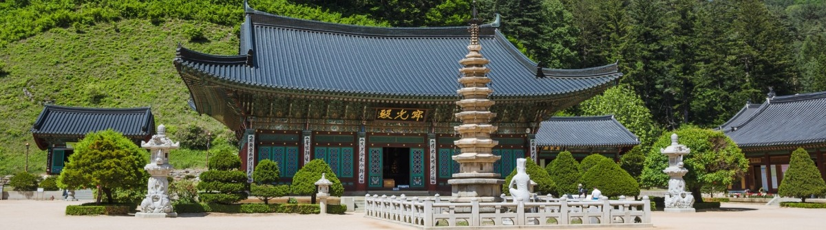 Woljeong Temple