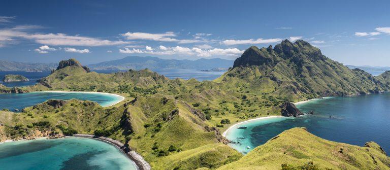 Inseln in Indonesien