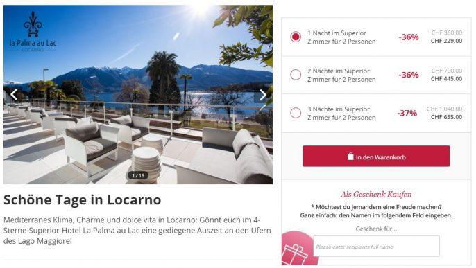 Auszeit am Lago Maggiore