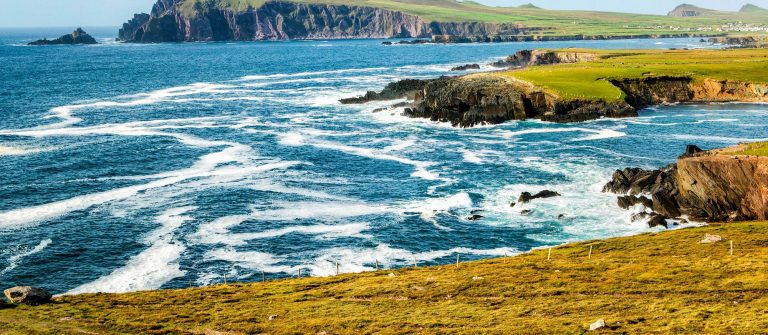 Dunmore Head and Blasket Islands