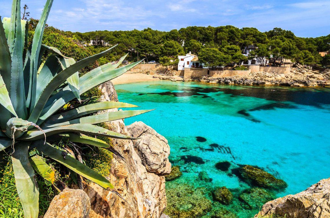 Cala Gat auf Mallorca