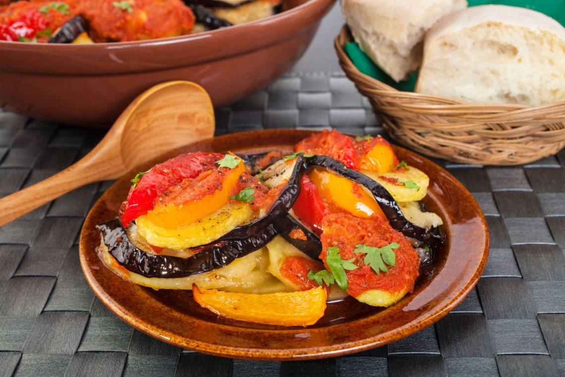 Ein typisches mallorquinisches Gericht
