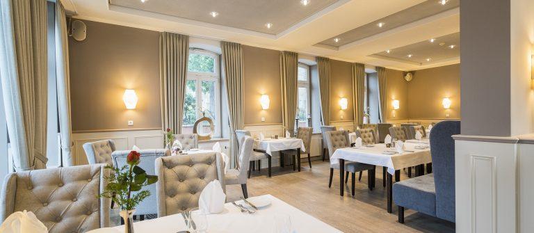 Hotel von Euch: Restaurant