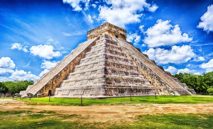 Chichen Itza auf Yucatan