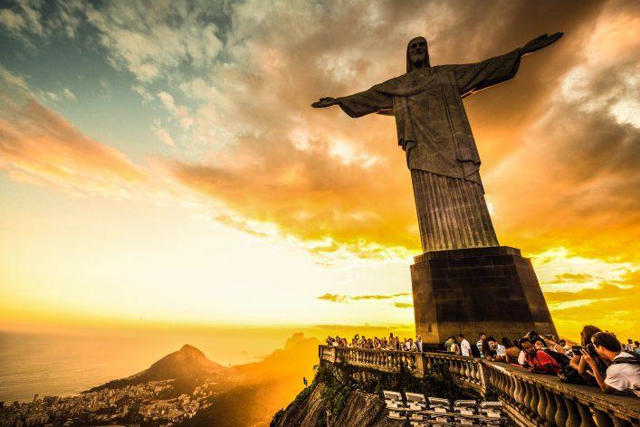 Sieben Weltwunder Cristo Redentor