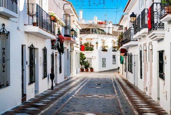 Andalusien Benalmadena
