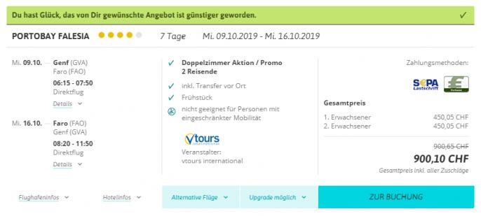 Algarve-Ferien
