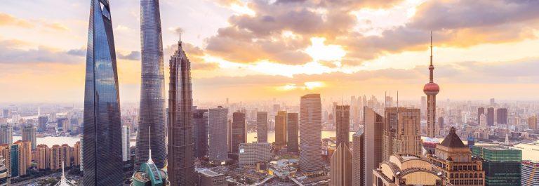 Sunset-in-Shanghai-shutterstock_662560432