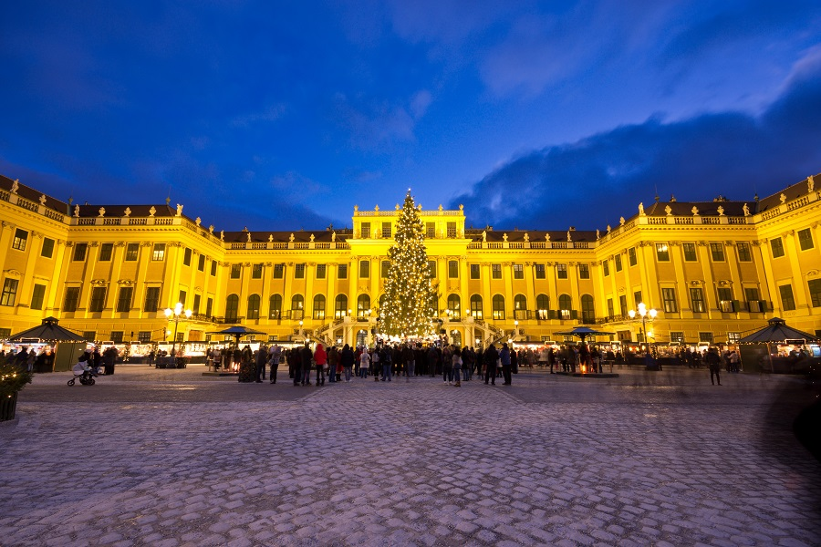 Weihnachtsmarkt_Wien_Schloss_Schoenbrunn