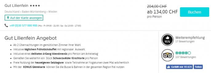 Schwarzwald-Gut-Lilienfein