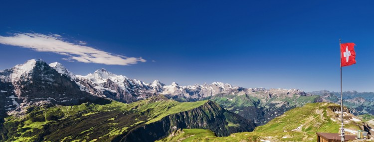 Berner Oberland: 2 bis 4 Tage im sehr guten 4 Sterne Hotel inklusive Frühstück und Wellness schon für nur 138 CHF