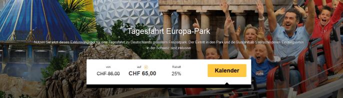 tagesfahrt europapark