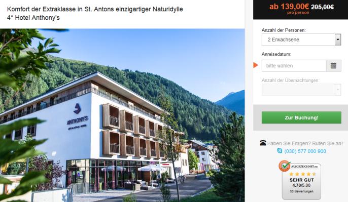 Arlberg Anthony