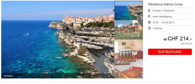 Korsika Residence Marina