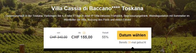 Luxus in der Toskana