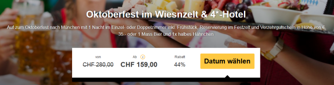 Oktoberfest in München Screenshot
