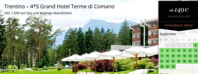 Wellness in Trentino