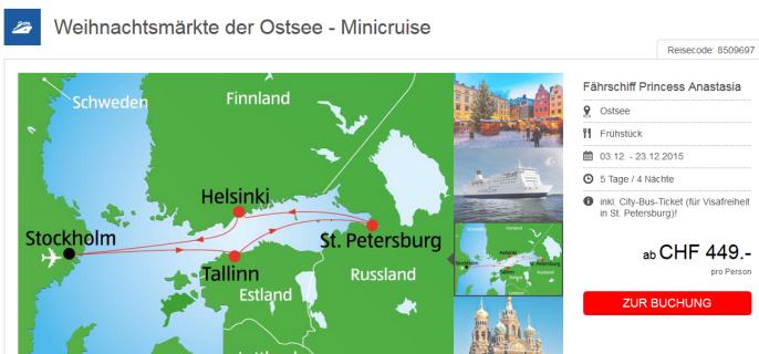 Ostsee – Minicruise