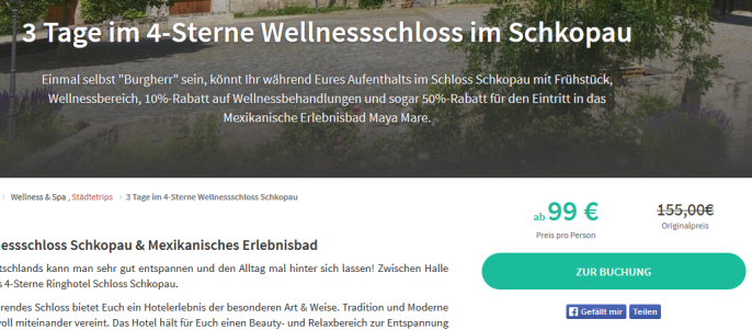 Wellnessschloss