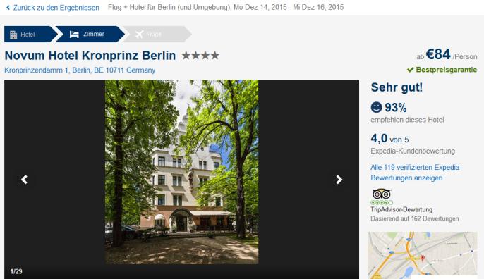 Städtetrip nach Berlin