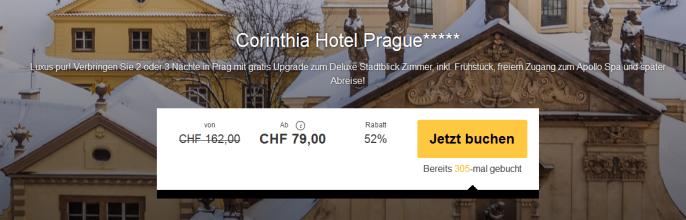 Luxus in Prag