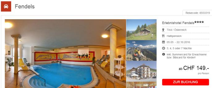 Aktivferien in Tirol