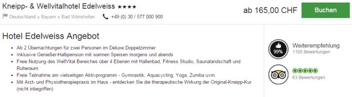Wellness in Bad Wörishofen
