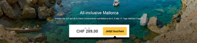mallorca all inclusive