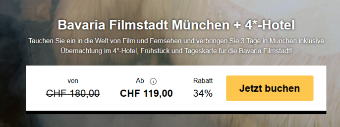 Bavaria Filmstadt Screenshot