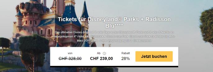 Disneyland neu