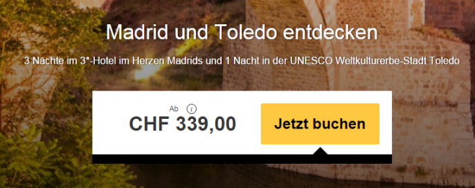 Madrid und Toledo