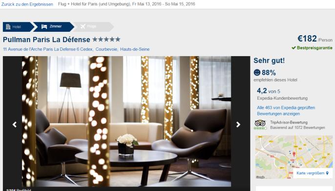 luxus in paris ein wochenende im 5 hotel f r nur 198 chf. Black Bedroom Furniture Sets. Home Design Ideas