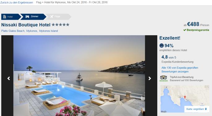Mykonos Luxus