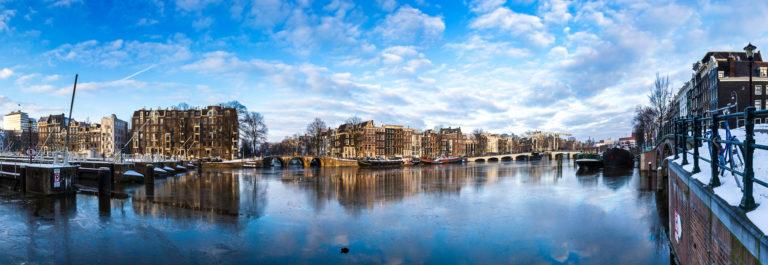 Kurztrip nach Amsterdam Amstel