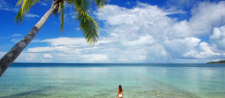 Inselhüpfen auf Fiji Angebot