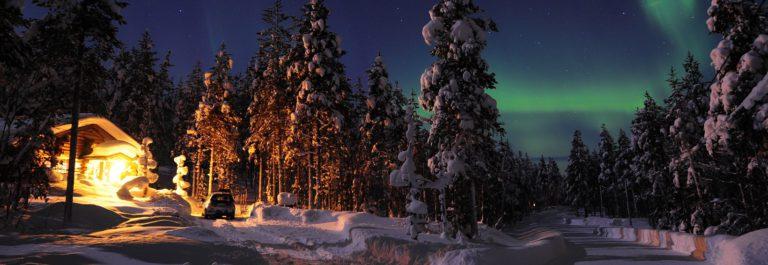 Ferien am Polarkreis Finnland