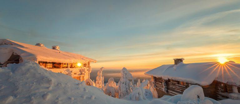 Winterabenteuer in Lappland Hotel